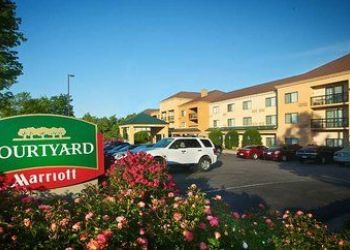 Hotel Kentucky, 3835 Technology Dr, Courtyard by Marriott Paducah West