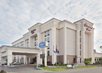 Hotel New York, 501 Rainbow Blvd, Hampton Inn Niagara Falls NY