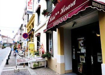 29 Grande Rue, 52400 Bourbonne-les-Bains, Hotel Herard