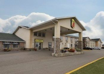 Hotel Dawson Creek, 1440 Alaska Avenue, Super 8 Dawson Creek 1*