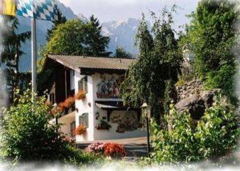 Hotel Grainau, Alpspitzstraße 12-14, Hotel Bergland