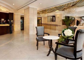 Hotel Hong Kong, 387-397, Queen's Road East,, Hotel Cosmopolitan****