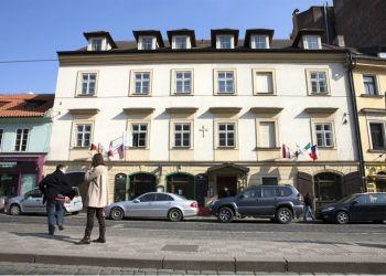 Hotel Prague, Ujezd 20, Hotel U Krize***
