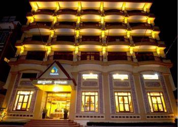 Hotel Phnom Penh, 4-6, St. 148, Sangkat Phsar Kandal I,, Hotel Ohana Phnom Penh Palace****