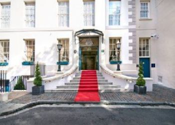 Hôtel St. Peter Port, St Ann's Place,, Hotel Old Government House