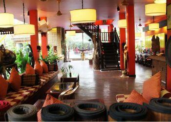 Casa de huéspedes/Pension Siem Reap, 7 Makara road,, Pension Golden Temple Villa****