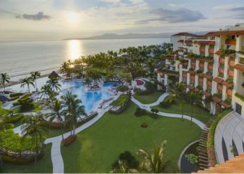 Hotel Nuevo Vallarta, Av. Cocoteros, 98 Sur, Hotel Grand Velas All Suites & Spa Resort****