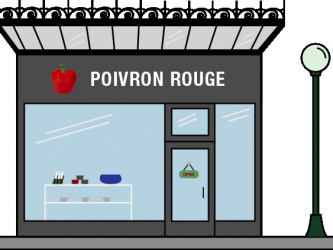 Poivron Rouge Various
