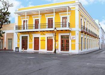 Hôtel Ponce, Calle Reina, Hotel Ramada Ponce