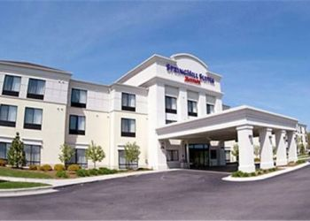 Hotel Grand Ledge Ravines Mobile Home Park, 111 South Market Place Boulevard, Springhill Suites Lansing
