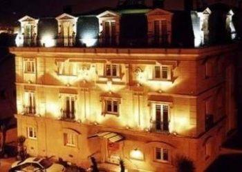Infanta Cristina, 3, 20008 San Sebastian, Hotel Almhof