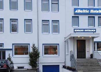 Hotel Luebeck, Hansestr. 11, Hotel Baltic