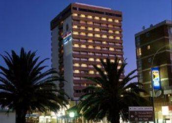 Hotel Windhoek, 129 Independence Avenue, Hotel Kalahari Sands****