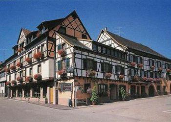 Hotel Saint-Hippolyte, 66 Route Du Vin, Hotel A La Vignette**