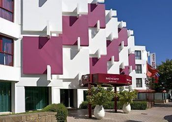 21 Rue de Tunis Quartier Hassan 10000 RABAT - MOROCCO, Rabat, Mercure Rabat Sheherazade 4*