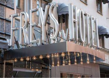 Hotel Stockholm, Bryggargatan 12,, Hotel Freys***