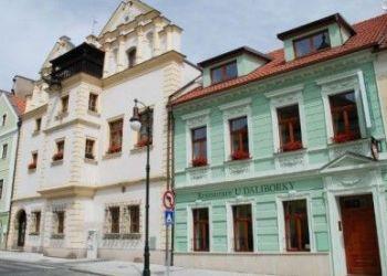 Hilbertova 58, Louny, Restaurace & Hotel U Daliborky