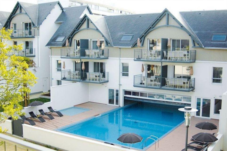 Apartment Les Jardins d'Arvor, 3 Avenue de la Mer, 29950 Benodet