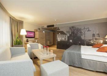 Hotel Wroclaw, 49/57 Pilsudskiego Street, Hotel Scandic Wroclaw****