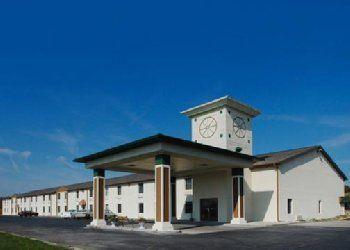 Hotel Iowa, 1700 W 19th St S, Quality Inn