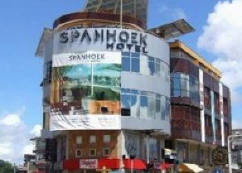 Hôtel Paramaribo, Domineestraat 2-4, Hotel Spanhoek Boutique****