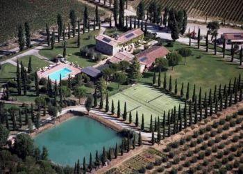 Via Di Chiusi 37, 53047 Chiusi, Agriturismo La Sovana