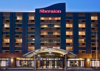 Hotel Niagara Falls, 300 3rd St, Hotel Crowne Plaza Niagara Falls