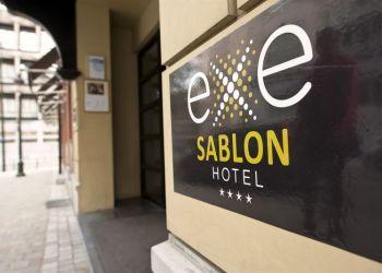 Albergo Brussels, Rue De La Paille 2 To 8, Hotel Exe Sablon****