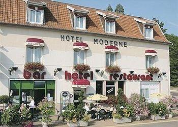 25 Avenue De Lierneux, Montigny-le-Roi, 52140 Val-de-Meuse, Hotel Logis L'Arcombelle**