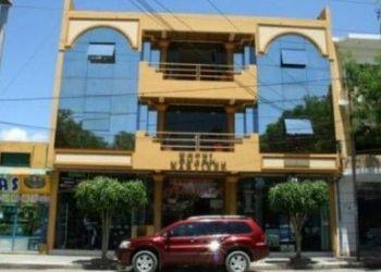 Hotel Tarija, Avenida La Paz, Hotel Martinez