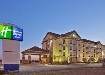 4909 N Union, Oklahoma, Holiday Inn Express Hotel & Suites