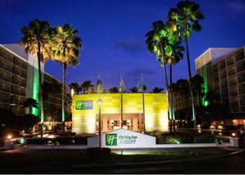 Hotel Palm Beach, J E Irausquin Boulevard 230, Hotel Holiday Inn Sunspree Aruba Resort & Casino****