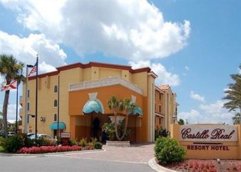 Hotel St. Augustine, 530 A1a Beach Blvd, Hotel Castillo Real Clarion***