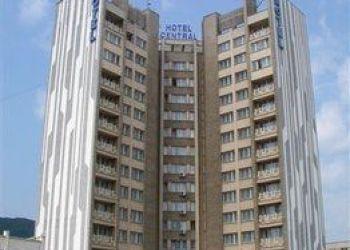 Str Petrodava, 1, Gârcina, Central Hotel