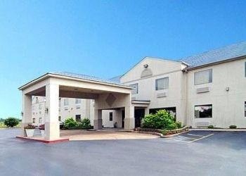 Hotel Presley Junction, 1009 South Service Road, Quality Inn West Memphis