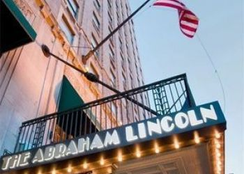 Hotel Pennsylvania, 100 N Fifth St, Abraham Lincoln-A Wyndham Historic Hotel