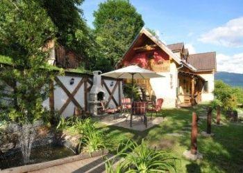 Ferienhaus Dobšiná, Chata na slnečnom kopci