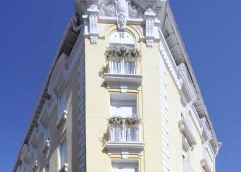 Hotel Lourdes, 9, rue des Pelerins, Atrium