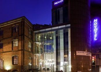 Hotel Cardiff, Schooner Way, Atlantic Wharf,, Hotel Novotel Cardiff Centre****