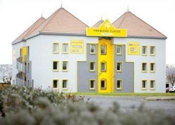 15 rue Gutenberg,, 17440 Aytre, Hotel Premiere Classe La Rochelle-Aytre*