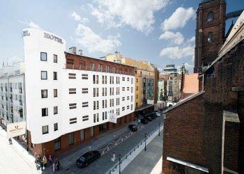 Hotel Wroclaw, Sw. Marii Magdaleny 2, Hotel Qubus Wroclaw****