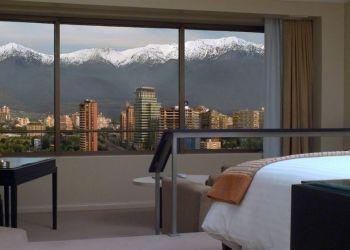 Hotel Santiago, Kennedy Avenue #4601, Hotel Grand Hyatt Santiago****