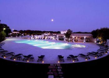Hotel Martina Franca, Strada Trasconi Chiancone,, Hotel Masseria Chiancone Torricella****