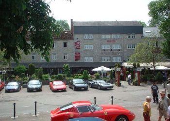 Albergo Durbuy, Place Aux Foires 2, Hotel Jean de Bohême****