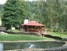 Lesné, Jiřetín pod Jedlovou, Útulný penzion Starý Stožec M&M v Lužických horách - ID2
