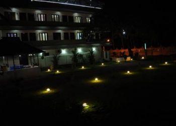 Finishing Point, Thathampally PO, 688013 Thathampally, Cosy Regency