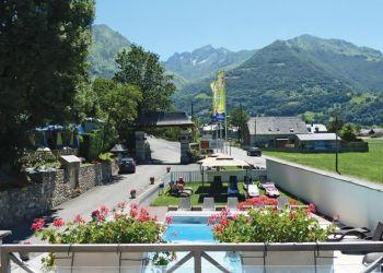 Camping Luz Ardiden St. Sauveur, 46 avenue de Barege, Campsite Airotel Pyrenées*****