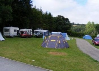Camping Perranarworthal, THe OfficePerranarworthalTruro, Cosawes Touring & Camping Park
