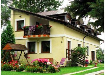 Wohnung Susiec, Zagóra 6, Leśny Pensjonacik
