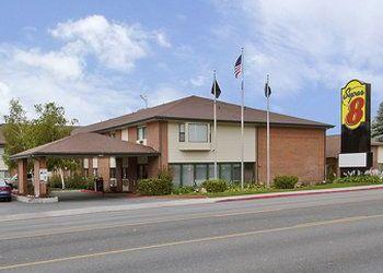 Hotel Utah, 1555 Canyon Rd, Super 8 Motel Provo BYU Orem